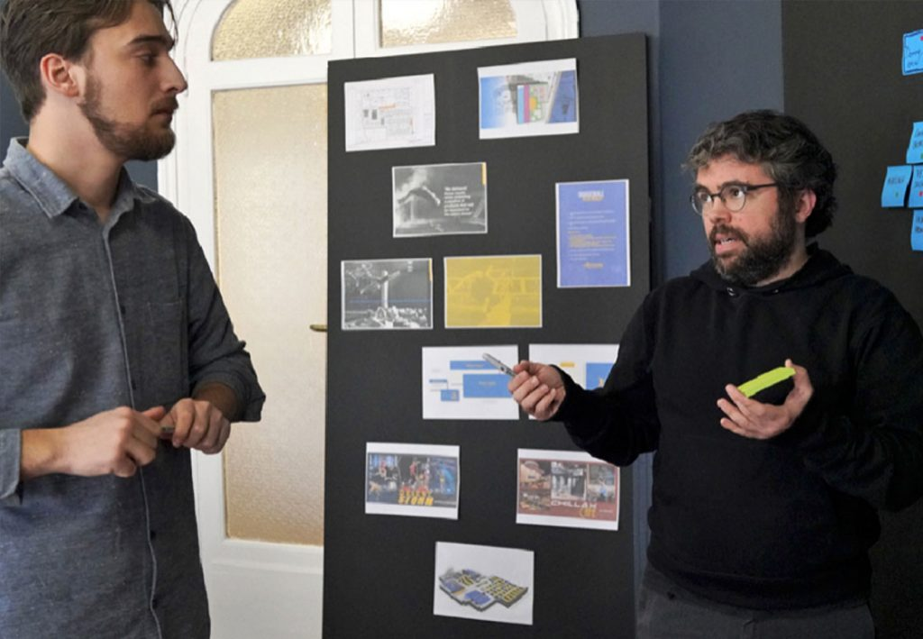 Enrique Grandía design