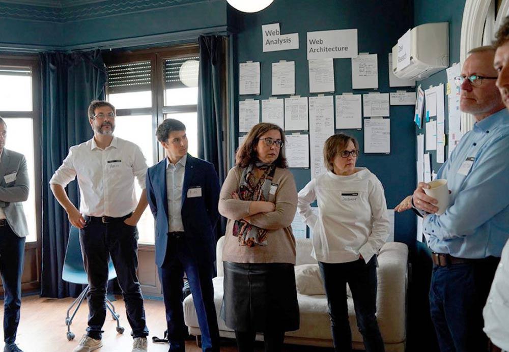Innovation European team