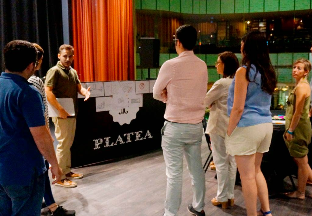 Platea workshop